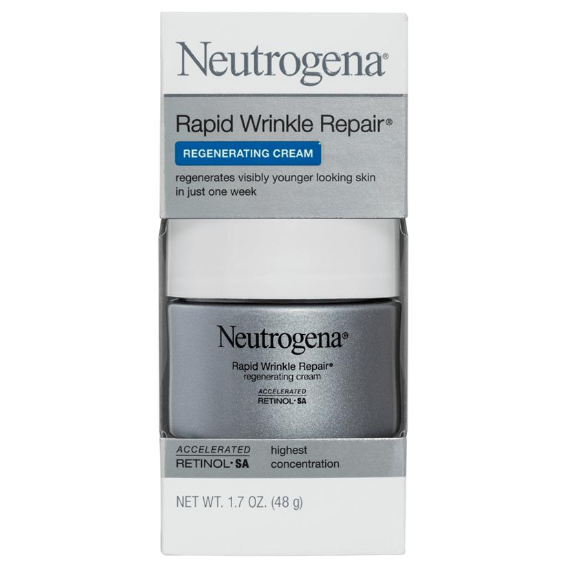 Rapid Wrinkle Repair Regenerating Cream Neutrogena