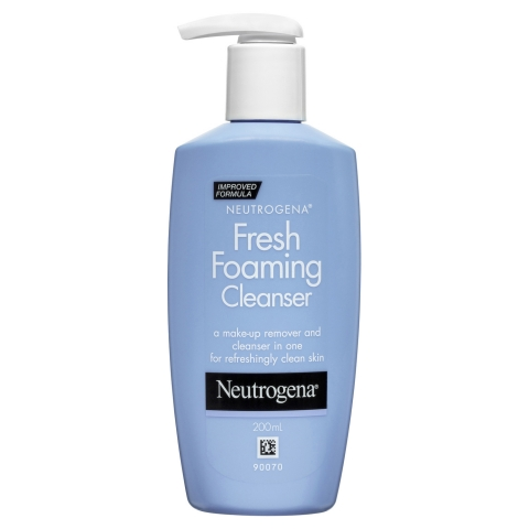 Neutrogena® Fresh Foaming Cleanser 200mL