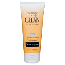 Neutrogena® Deep Clean® Cream Cleanser 200mL