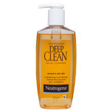 Neutrogena® Deep Clean® Facial Cleanser 200mL