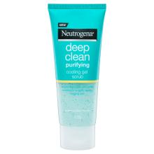 Neutrogena® Deep Clean Purifying Cooling Gel Scrub