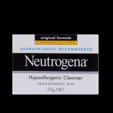 Neutrogena® Hypoallergenic Cleanser Bar 95g