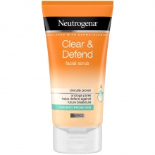 Neutrogena® Clear & Defend Facial Scrub