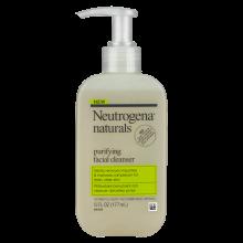 Neutrogena® Naturals Facial Cleanser 177mL