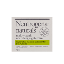 Neutrogena® Naturals Multi-Vitamin Night Cream 48g