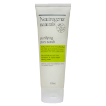 Neutrogena® Naturals Purifying Scrub 118mL