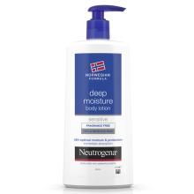 Neutrogena® Norwegian Formula Deep Moisture Sensitive Lotion 400mL