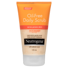 Neutrogena® Oil-Free Acne Scrub 125mL