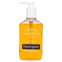 Neutrogena® Oil-Free Acne Wash 175mL