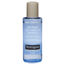 Neutrogena® Oil-Free Eye Make-Up Remover 112mL