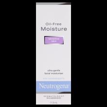 Neutrogena® Oil-Free Moisture - Sensitive Skin 118mL