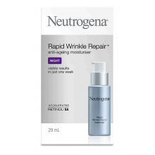 Neutrogena® Rapid Wrinkle Repair™ Anti-Ageing Night Moisturiser 29mL
