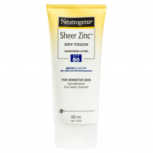Neutrogena® Sheer Zinc™ Body Lotion SPF50 88mL