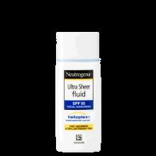 Neutrogena® Ultra Sheer® Fluid SPF50