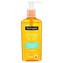 Neutrogena® Visibly Clear Spot Proofing™ Daily Wash