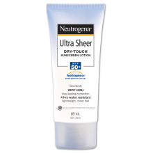 Neutrogena® Ultra Sheer® Body Lotion SPF50+ 85mL