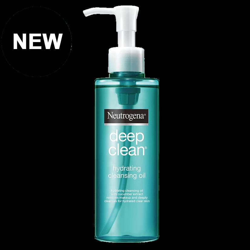 Neutrogena Deep Clean Hydrating Cleansing Oil 200ml