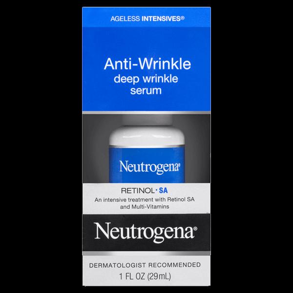 Neutrogena® Ageless Intensives® Deep Wrinkle Serum 29mL