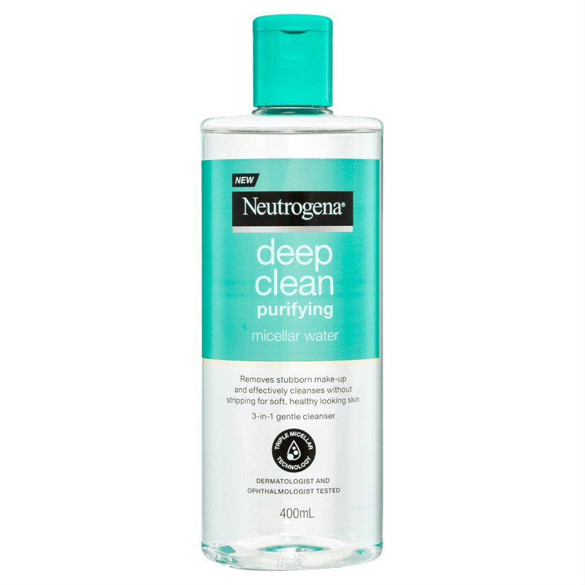 Neutrogena® Deep Clean Purifying Micellar Water