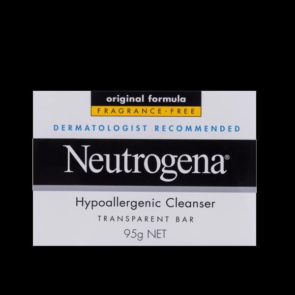 care one glycerine transparent facial bar