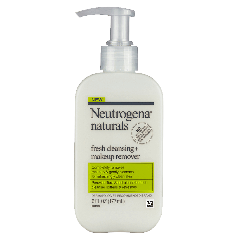 Neutrogena® Naturals Make-Up Remover Cleanser 177mL