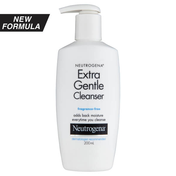 Neutrogena® Extra Gentle Cleanser 200mL