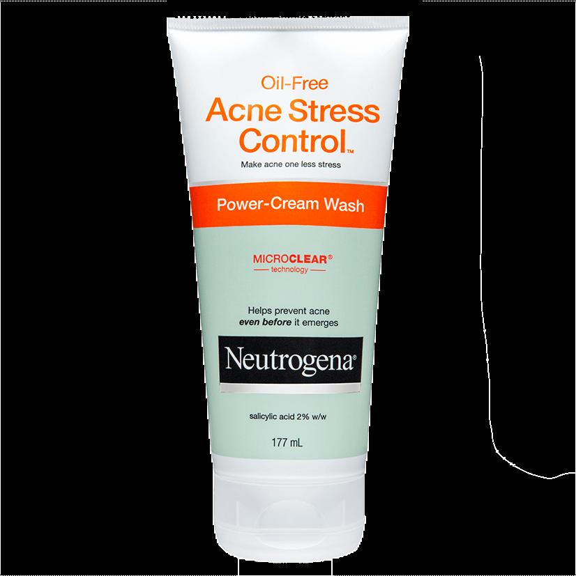 Neutrogena® Acne Stress Control™ Wash 177mL