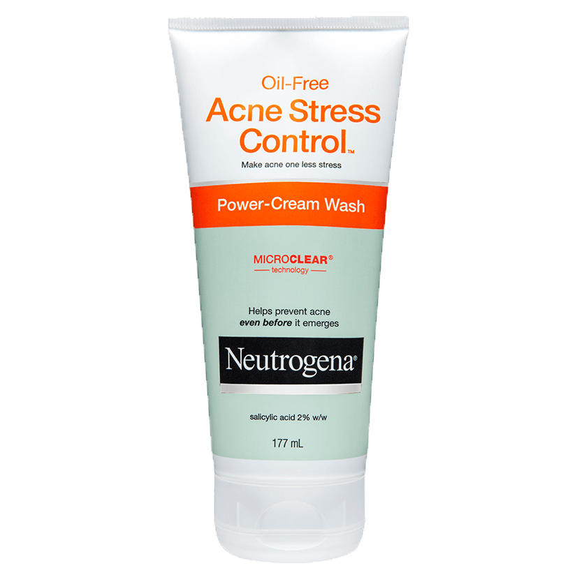 Neutrogena® Acne Stress Control™ Wash 177mL