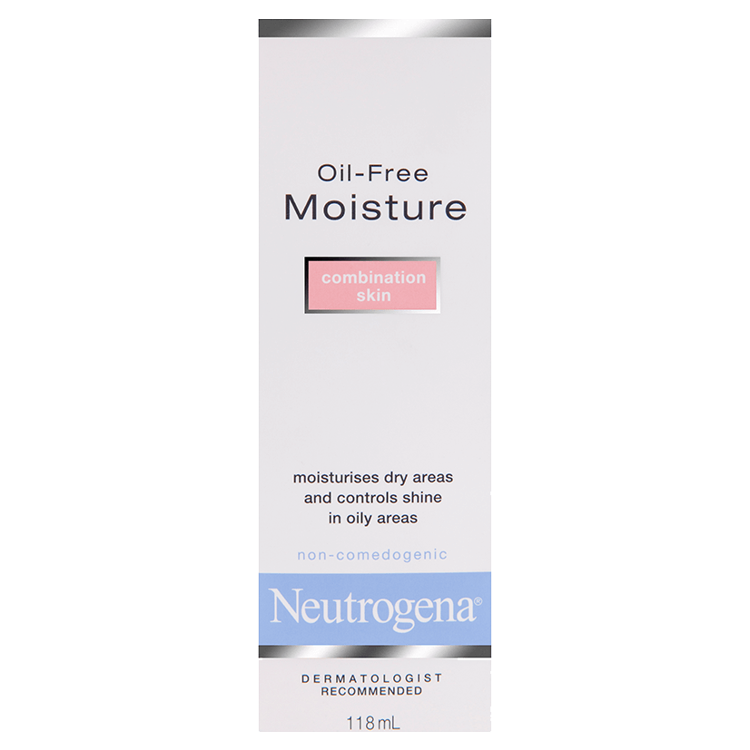 Neutrogena® Oil-Free Moisture - Combination Skin 118mL