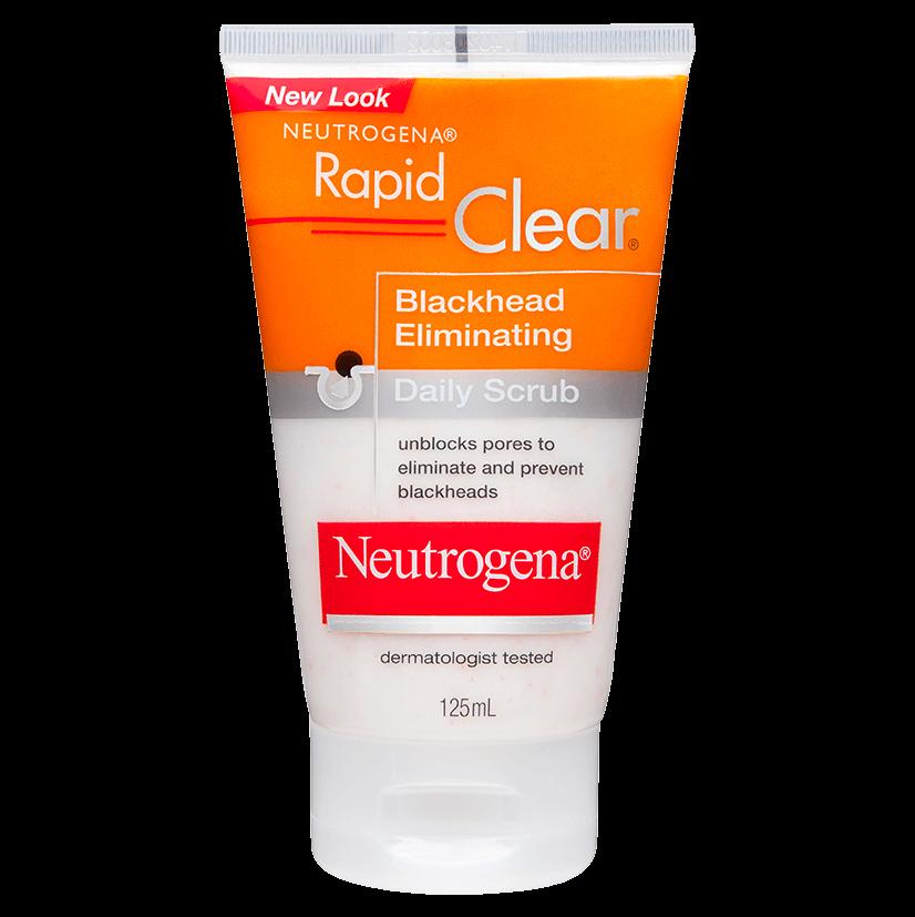 Neutrogena® Rapid Clear® Blackhead Scrub 125mL
