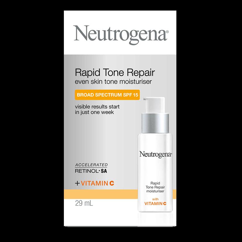 Neutrogena® Rapid Tone Repair Day Moisturiser SPF15 29mL