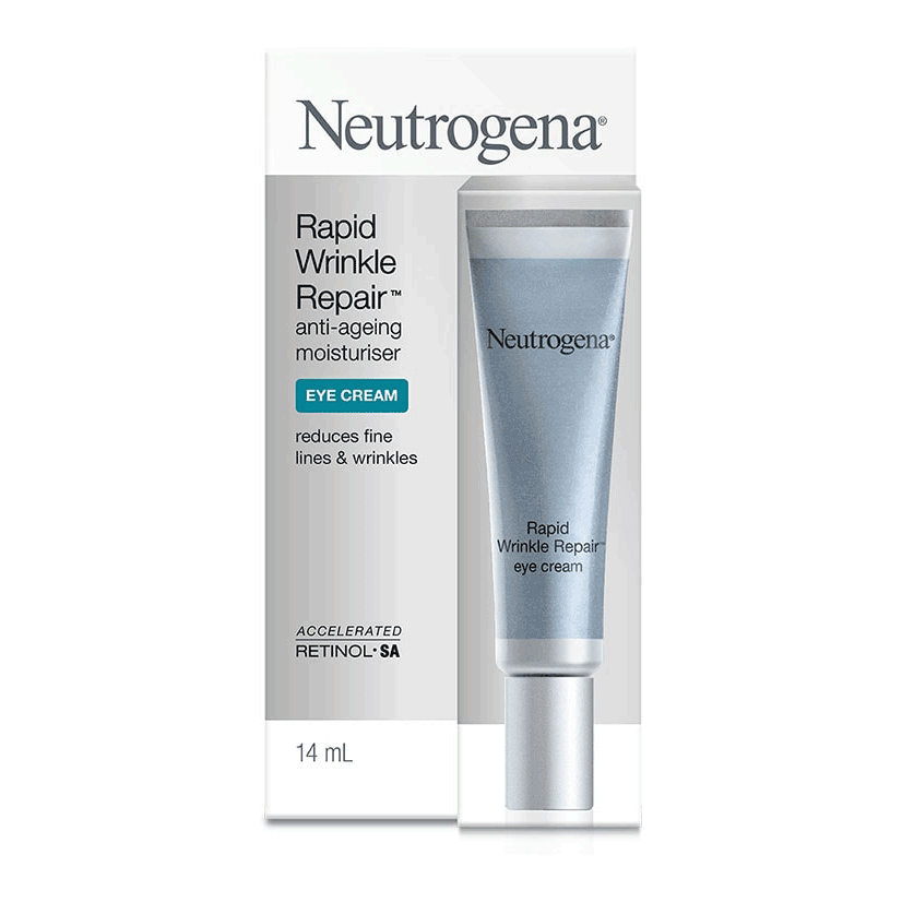 Neutrogena® Rapid Wrinkle Repair™ Anti-Ageing Moisturiser Eye Cream 14mL