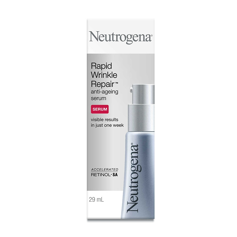 Rapid Wrinkle Repair Anti-Ageing Serum | NEUTROGENA® Australia