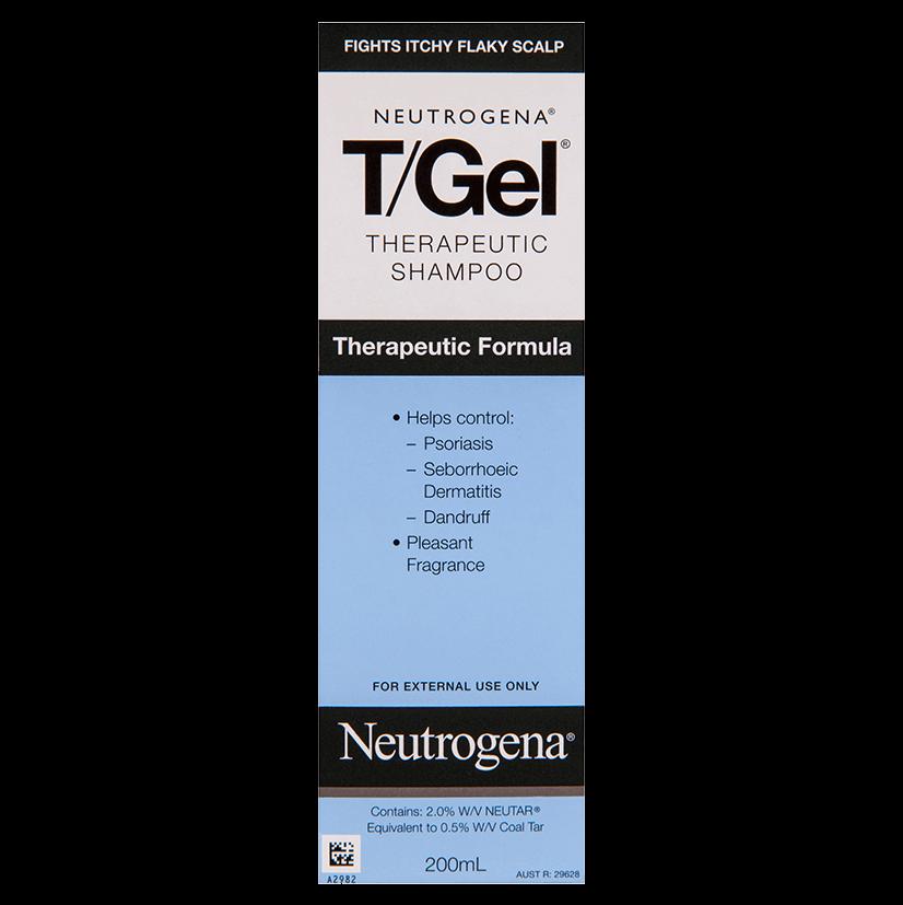 Neutrogena® T/Gel® Anti-Dandruff Shampoo 200mL