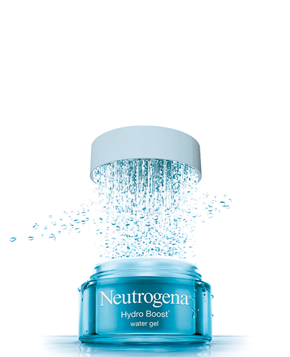 Hydro Boost instantly locks in hydration & releases moisture throughout the day.