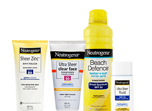 Sun Care Product Lines